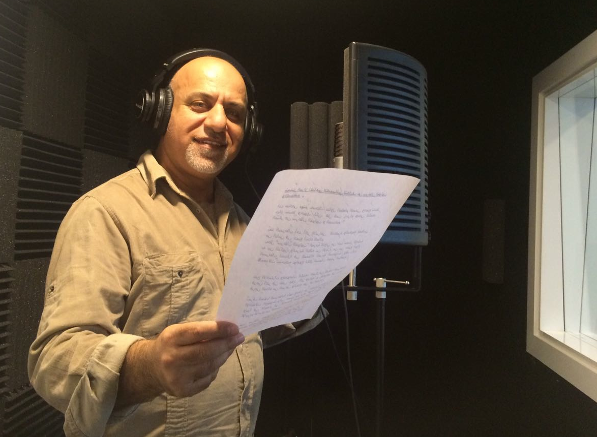 Recording Radio Commercials in Dubai