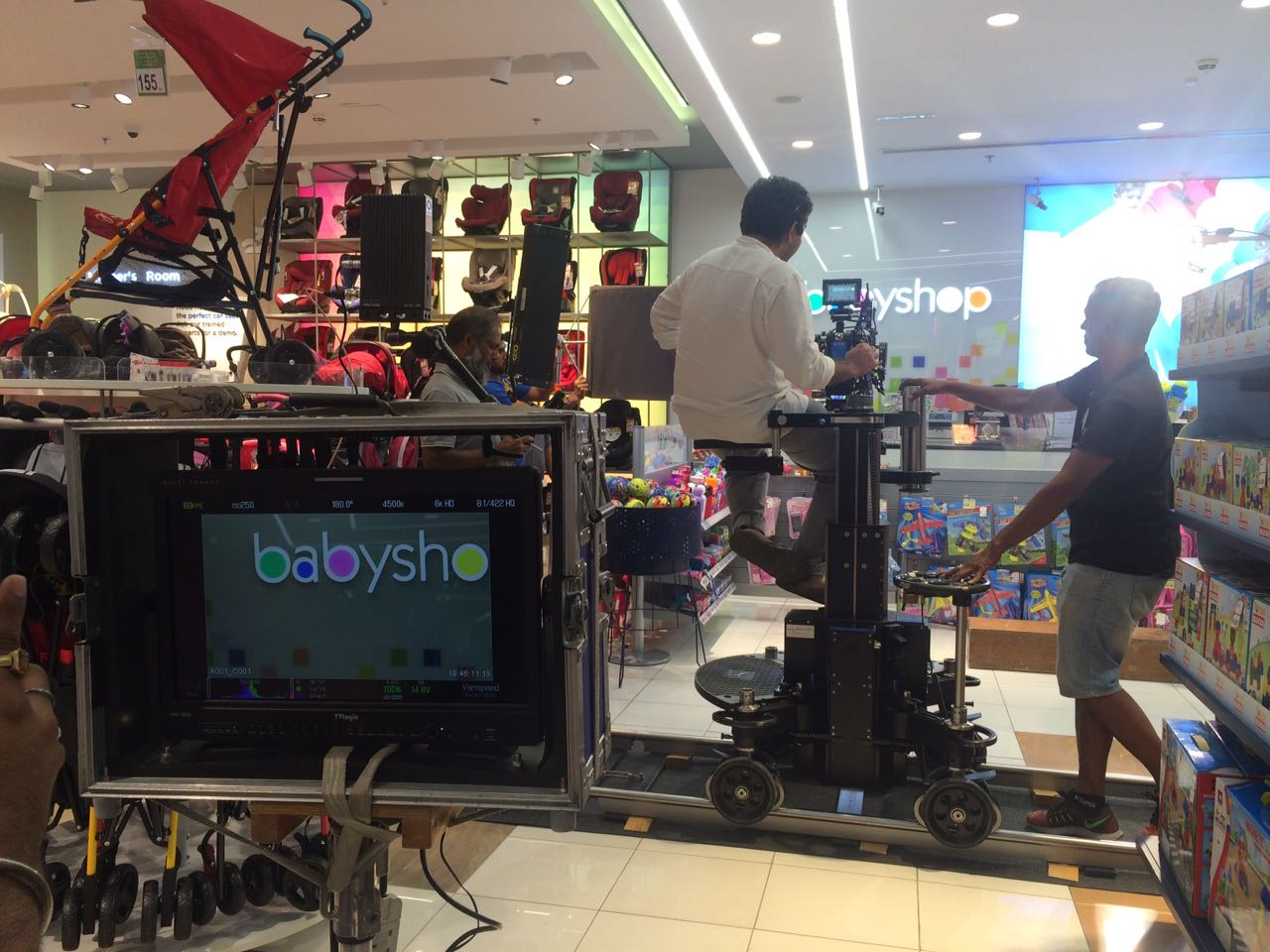 TV Commercial Production Company in Dubai