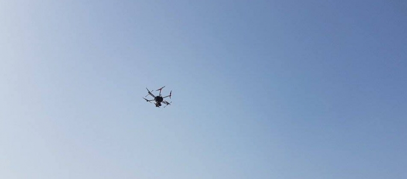 Aerial Shoots with Drone in Dubai