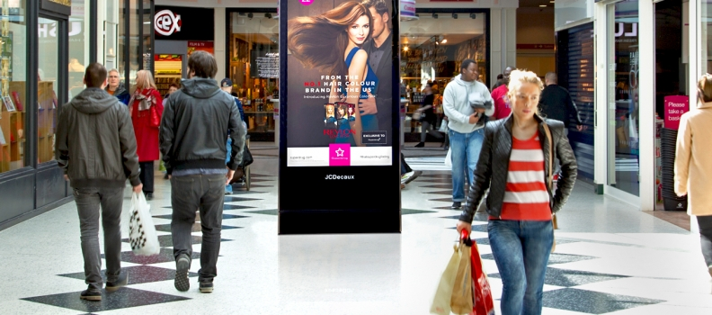 Mall Screen Advertising in Dubai